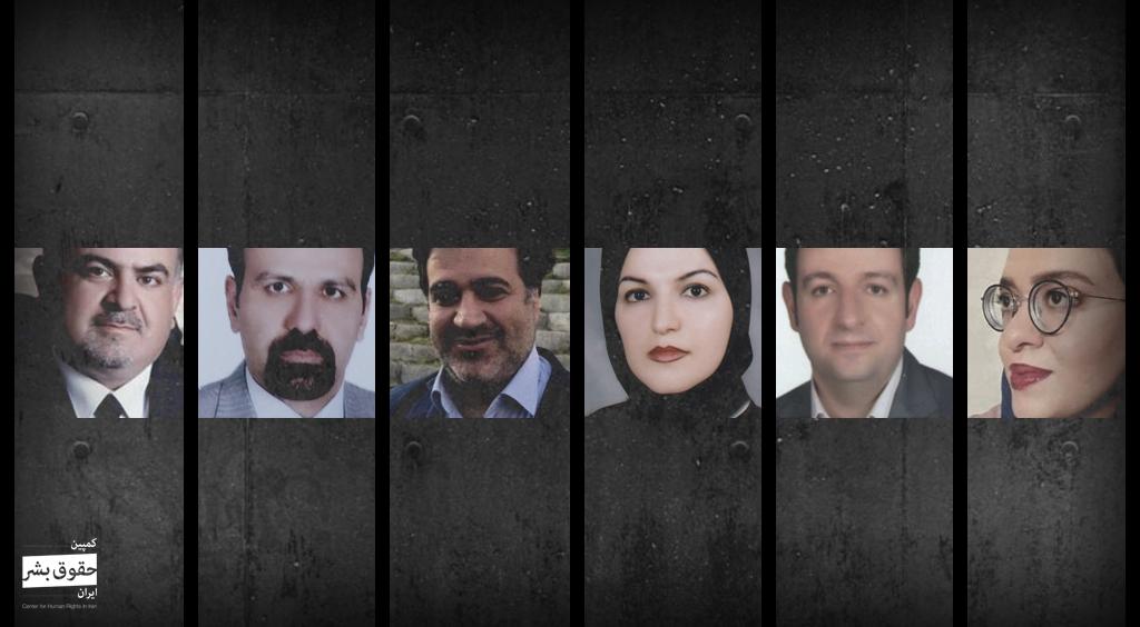 بازداشت خودسرانه وکلا و فعالان مدنی پیش از ثبت یک شکایت قانونی نشان آشکار سرکوب دادخواهی در ایران است – کمپین حقوق بشر در ایران