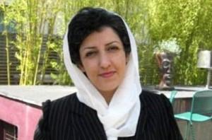 تقاضای ۲۵۰ فعال حقوق بشر و روزنامهنگار برای آزادی نرگس محمدی