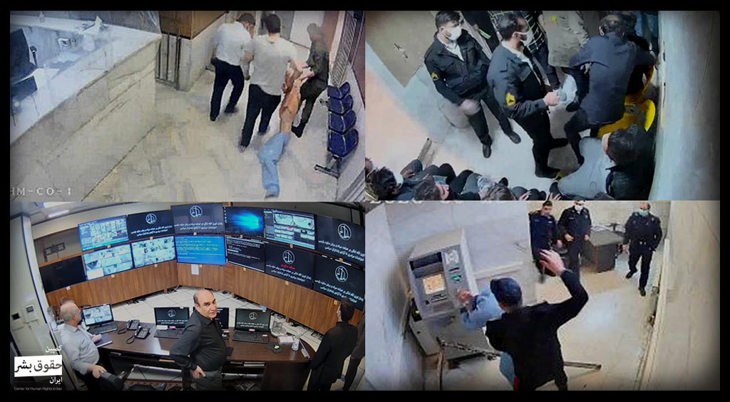 تصاویر و اسناد منتشر شده از زندان اوین مدارکی معتبر برای اثبات ظلم سیستماتیک در حکومت جمهوری اسلامی است  – کمپین حقوق بشر در ایران