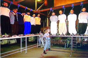 بیش از ۴۳ اعدام در سه روز: یک نوجوان و یک اعدام ملاء عام در بین اعدام شدگان چهارشنبه